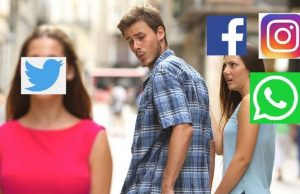 Mejores memes tras la caída de WhatsApp, Facebook e Instagram |#whatsappdown
