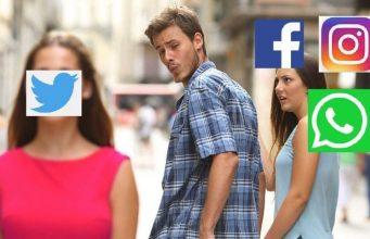 Mejores memes tras la caída de WhatsApp, Facebook e Instagram  #whatsappdown