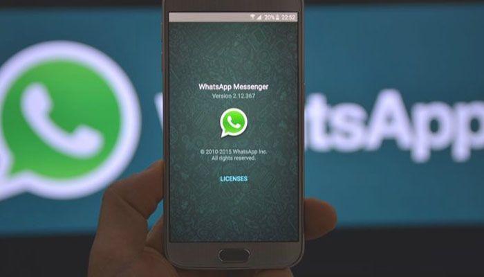 modo nocturno camara whatsapp