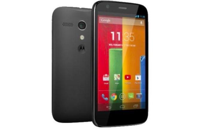 Móviles Motorola compatibles con MirrorLinK