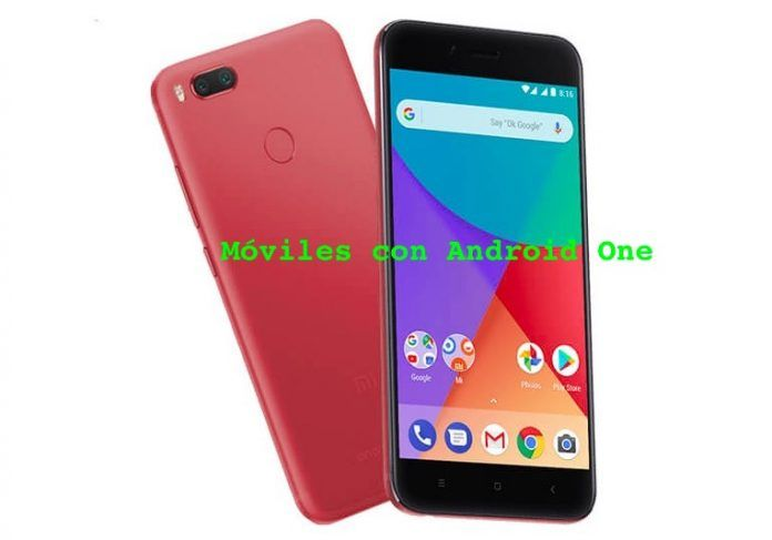 Moviles con Android One comprar