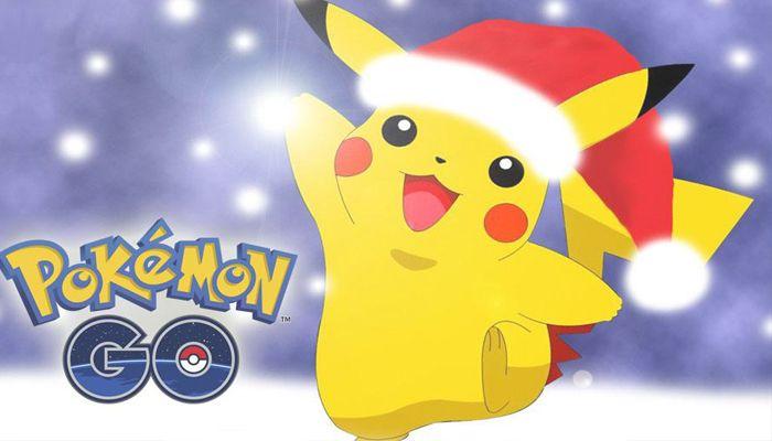 Evento de Navidad 2017 en Pokémon GO