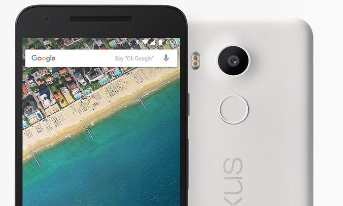 Nexus 5X en Amazon de oferta