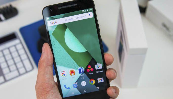 Nexus 5 se reinicia constantemente