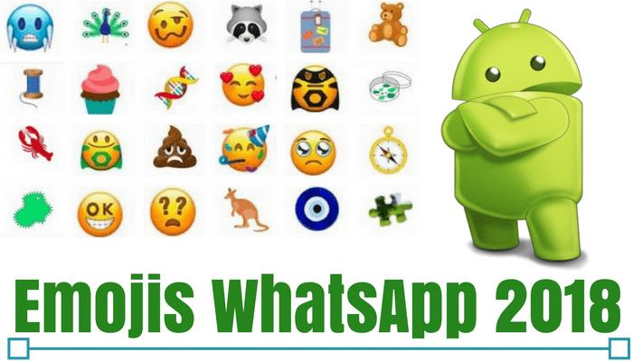 Novedades de WhatsApp para 2018 2