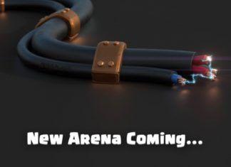 Nueva Arena Eléctrica en Clash Royale