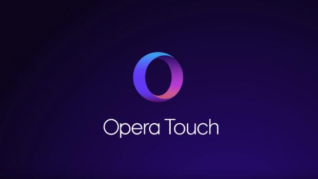 Ventajas del navegador Opera Touch para Android
