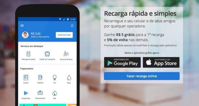 Páginas para recargar saldo de móvil por Paypal