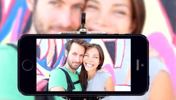 Aplicaciones para palo selfie Android de 2017