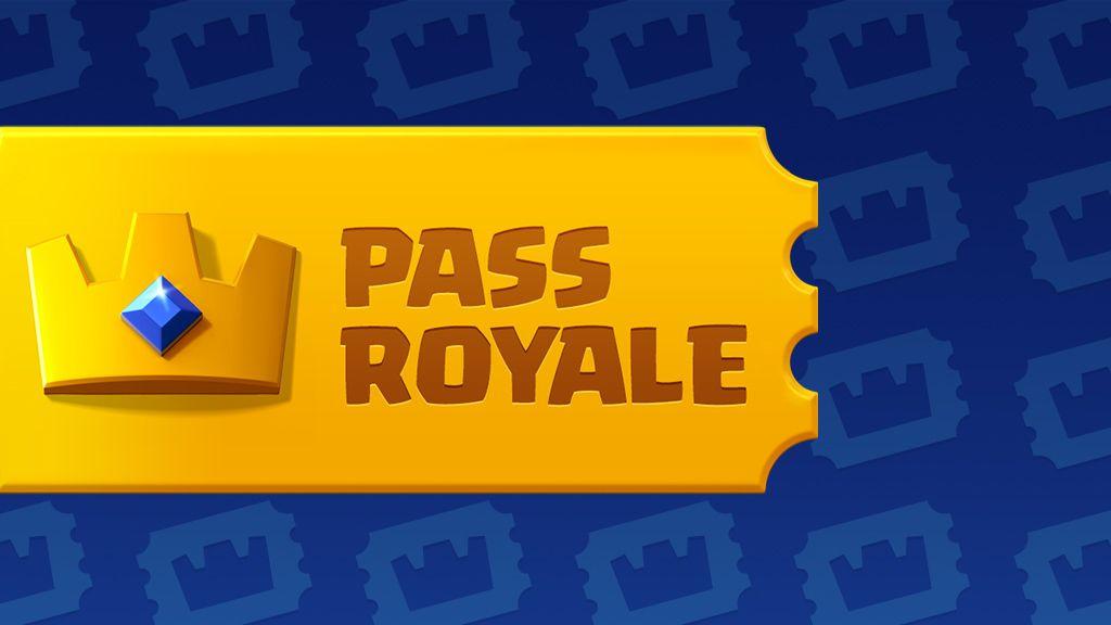 Pass Royale gratis Clash Royale