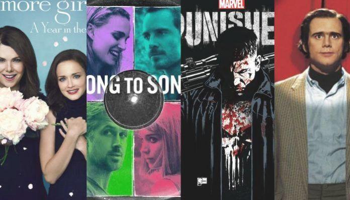 Nuevas películas y series Netflix noviembre 2017