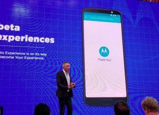 Programa de betas de Motorola android
