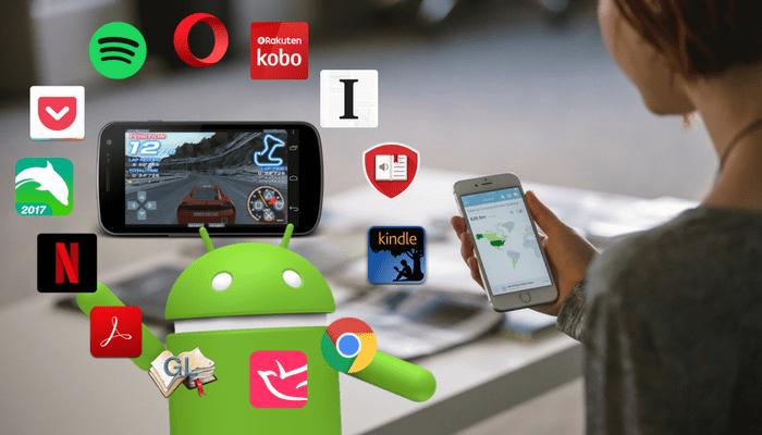 Qué hacer con un móvil sin Internet