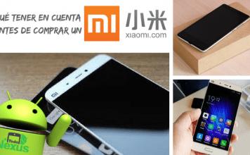 Qué tener en cuenta antes de comprar un Xiaomi