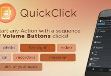 configurar el botón de volumen como obturador