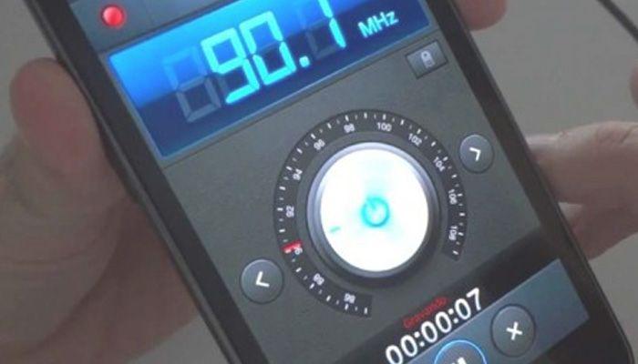 Aplicación Radio FM Android sin Internet gratis APK