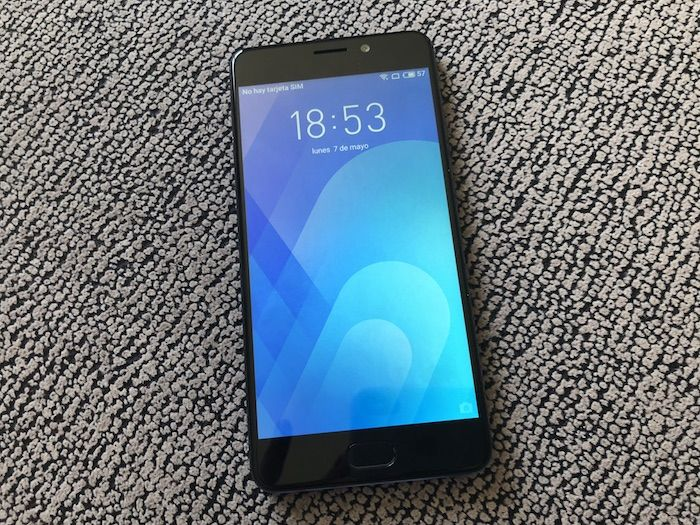 Review Meizu M6 Note 8 2