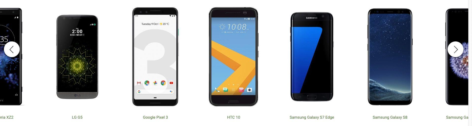 Saber si mi móvil es compatible con Android Auto