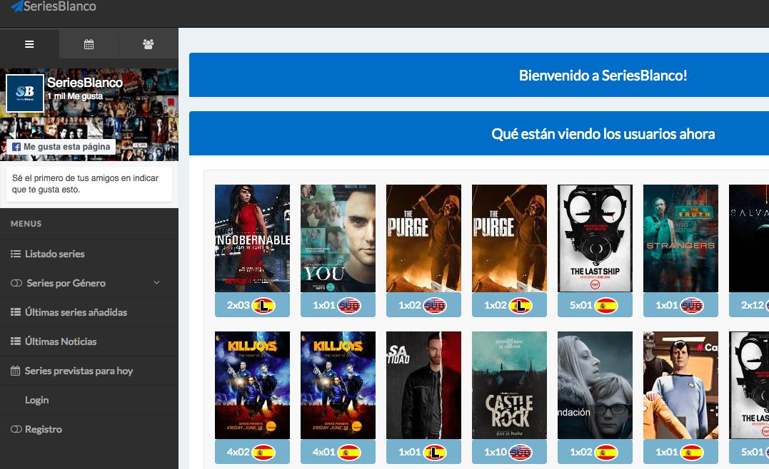 SeriesBlanco ver series online gratis español