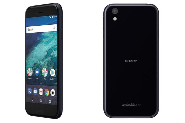 Sharp X1 Android One