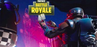 Skin Blockbuster para Fortnite
