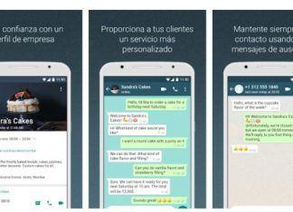Solución: el número que introdujiste no tiene acceso a WhatsApp Business