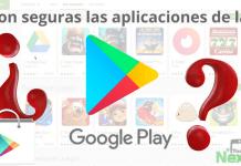 Son seguras las aplicaciones de la Play Store 1