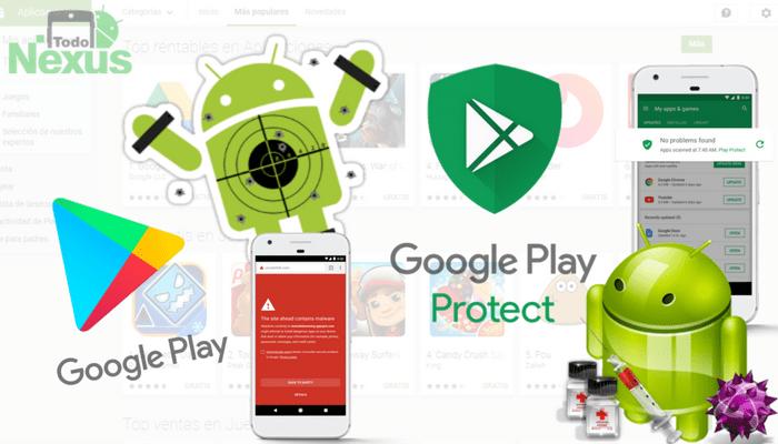 Son seguras las aplicaciones de la Play Store 2