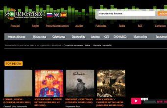 Soundpark no funciona o está caído: Mejores alternativas