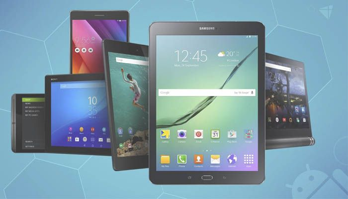 Las 3 mejores tablets 2017 en relación calidad - precio