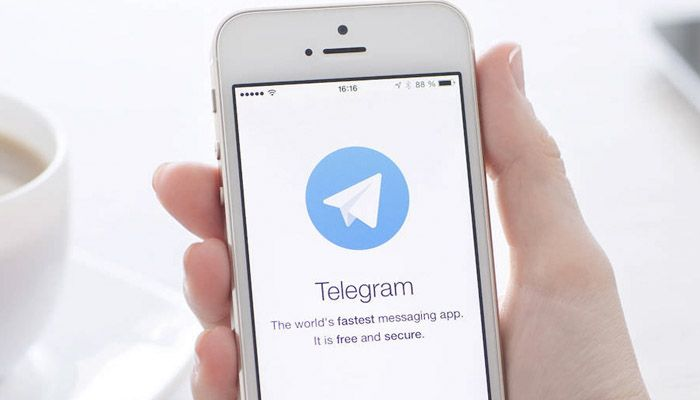 ocultar número en Telegram