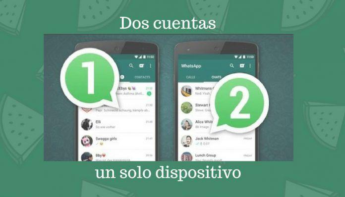 Tener dos WhatsApp en el mismo móvil sin root