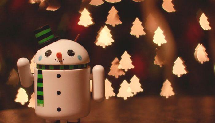 aplicaciones de tonos navideños para Android