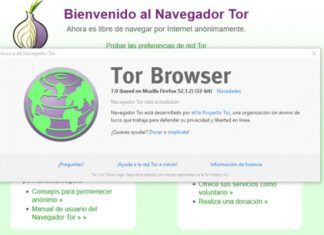 Descargar Tor Browser 7.0