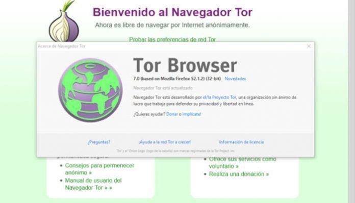 Descargar Tor Browser 7.0
