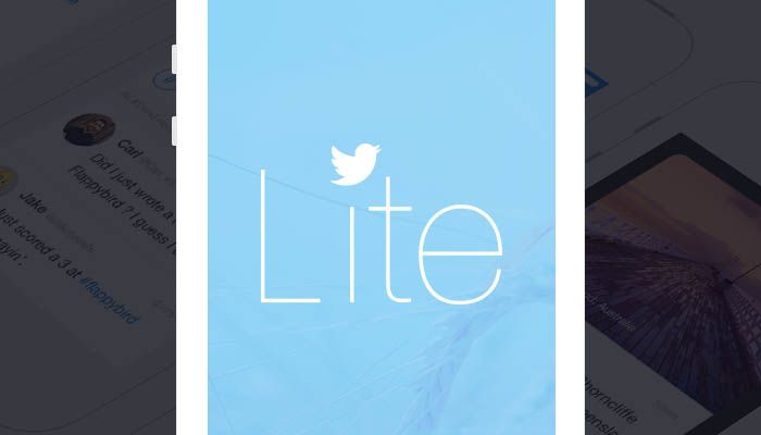 descargar Twitter Lite APK para Android