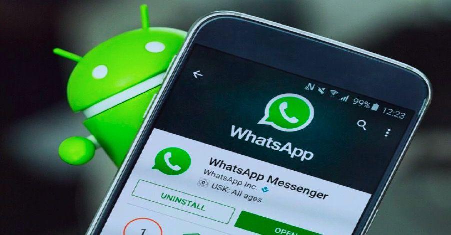 Ventana flotante de WhatsApp con Android 8.0 Oreo