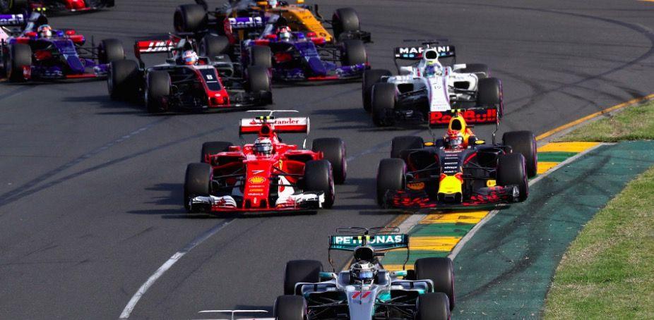 Ver GP de España de Fórmula 1 2017 online, gratis y en directo