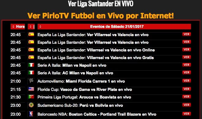 Tv Online En Vivo Futbol | STREAMING VIVO DIRECTO