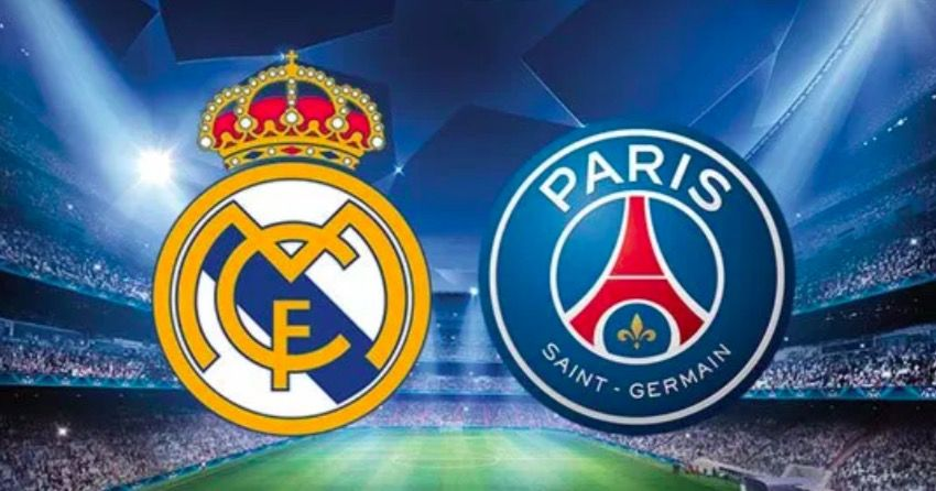 Ver Real Madrid vs PSG en vivo gratis