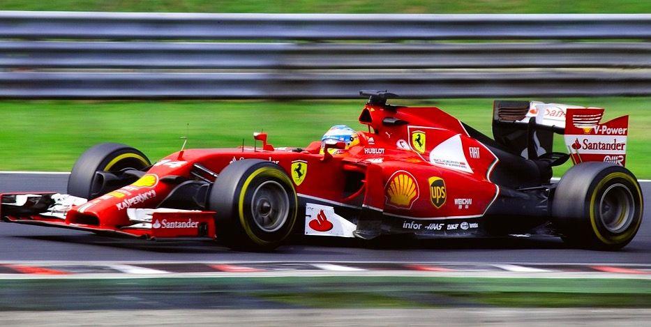 Ver la Fórmula 1 en 2018 gratis online