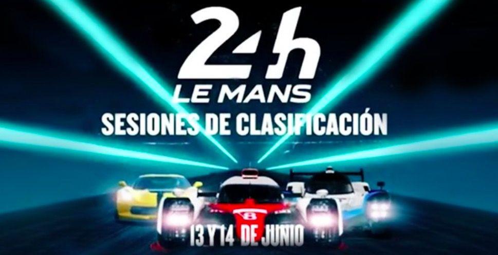 Ver las 24 horas de Le Mans en directo
