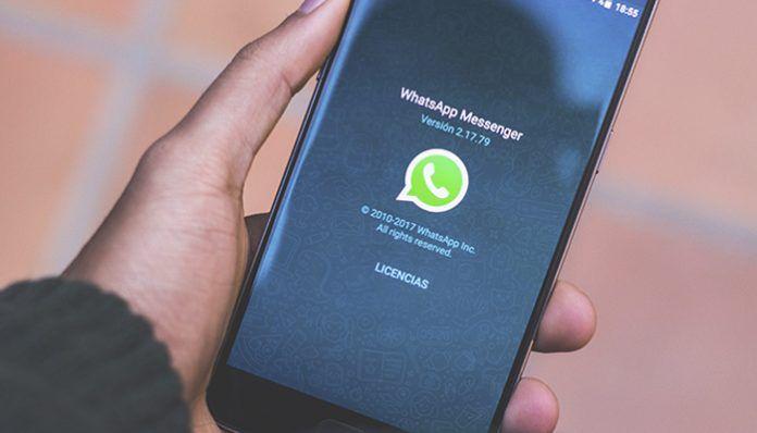 Diferencia entre anular y eliminar mensajes de WhatsApp