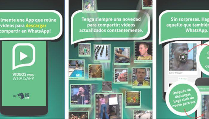 Los mejores vídeos para enviar por WhatsApp