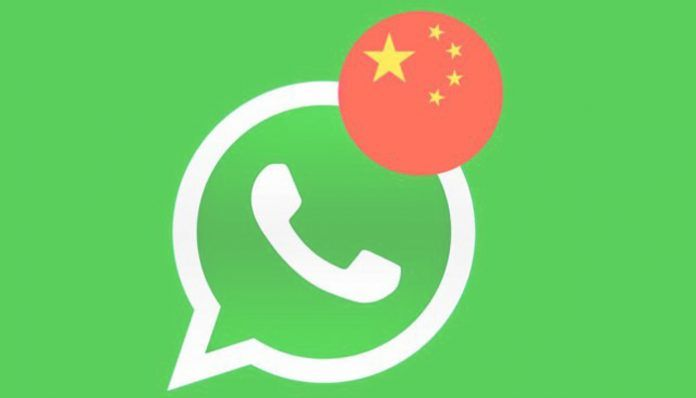 China censura WhatsApp