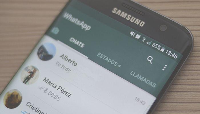 significado del doble check azul y otros iconos de WhatsApp