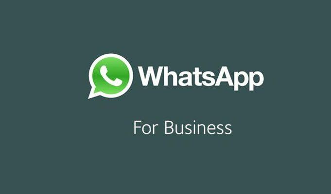WhatsApp Business funciona en WhatsApp Web