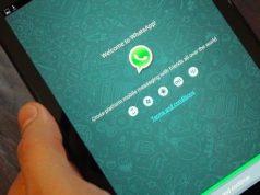 WhatsApp para tablet con videollamada