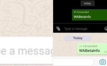 WhatsApp te avisa si alguien reenvía tus mensajes