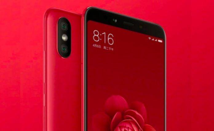 Xiaomi Mi 6X no es resistente al agua